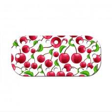 Кожаное дно для сумки - Cherry размер  5 x 11 см - 3662