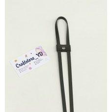 Ремешок-утяжка для сумок из Экокожи Болотный