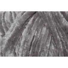 Пряжа Himalaya VELVET  цвет серый 90020