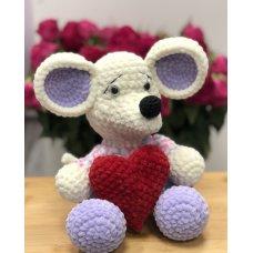 Мягкая игрушка Мышка 0002