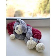 Мягкая игрушка Собачка-сплюшка Соня 2