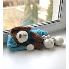 Мягкая игрушка Собачка-сплюшка Соня