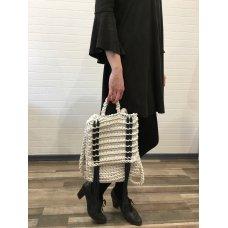 Рюкзак женский вязаный 43239