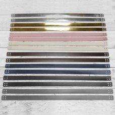 Ручки пришивные для шоппера из натуральной кожи 60 см