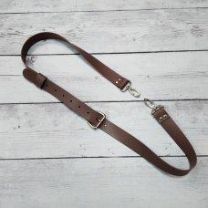 Ремешок для сумки с регулятором из Экокожи 120см