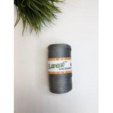 Шнур для вязания цвет Темно-серый 953