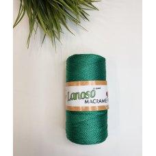 Шнур для вязания цвет Изумруд 920