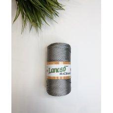 Шнур для вязания цвет Светло-серый 952