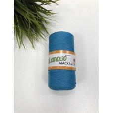 Шнур для вязания цвет Бирюза 916