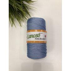 Шнур для вязания цвет Голубой 961