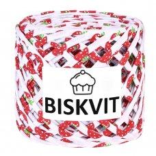 Пряжа Бисквит Земляника (лимитированная коллекция)