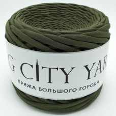 Пряжа Big City Yarn Болотный