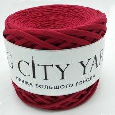 Пряжа Big City Yarn Бордо