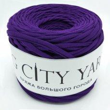 Пряжа Big City Yarn Фиолетовый