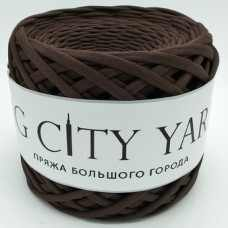 Пряжа Big City Yarn Кофе