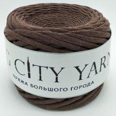 Пряжа Big City Yarn Кофе меланж