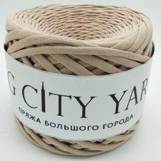 Пряжа Big City Yarn Кофе с молоком
