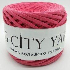 Пряжа Big City Yarn Коралловый меланж