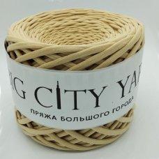 Пряжа Big City Yarn Крем брюле