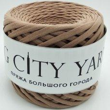 Пряжа Big City Yarn Латте