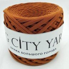 Пряжа Big City Yarn Медь