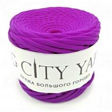 Пряжа Big City Yarn Пурпурный