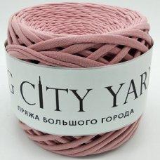 Пряжа Big City Yarn Пыльная роза