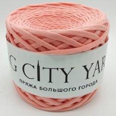 Пряжа Big City Yarn Розовая пудра