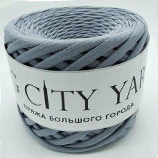 Пряжа Big City Yarn Серый