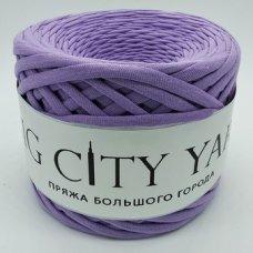 Пряжа Big City Yarn Сирень