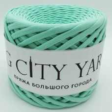 Пряжа Big City Yarn Светлая мята