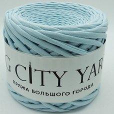 Пряжа Big City Yarn Светло-небесный