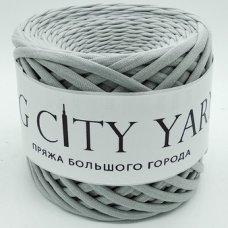 Пряжа Big City Yarn Светло-серый
