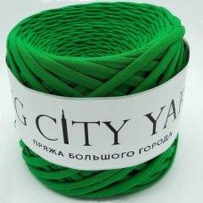 Пряжа Big City Yarn Зеленый