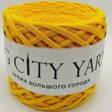 Пряжа Big City Yarn Желток
