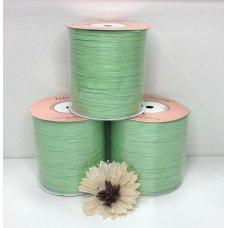 Рафия Ispie Салатовый Opal green 7491902
