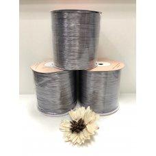 Рафия Ispie Серебро Metallic gray 7502001