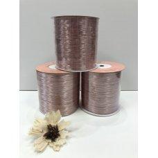 Рафия  Ispie Rose ash Sofi Metallic 7507501