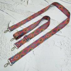 Ремешок для сумки цветной с регулятором #20