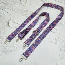 Ремешок для сумки цветной с регулятором #3