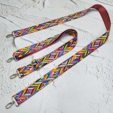 Ремешок для сумки цветной с регулятором #19