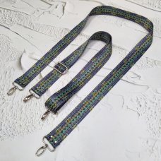 Ремешок для сумки цветной с регулятором #13