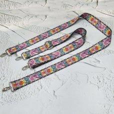 Ремешок для сумки цветной с регулятором #17