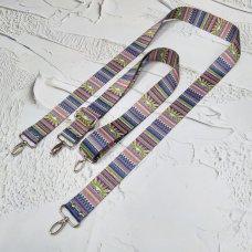 Ремешок для сумки цветной с регулятором #14