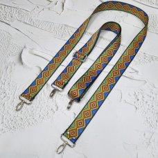 Ремешок для сумки цветной с регулятором #21