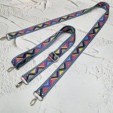 Ремешок для сумки цветной с регулятором #24