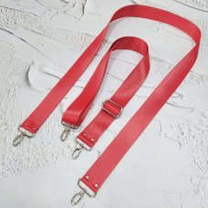 Ремешок #1 для сумки однотонный с регулятором