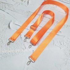 Ремешок #3 для сумки однотонный с регулятором