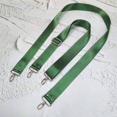 Ремешок #5 для сумки однотонный с регулятором