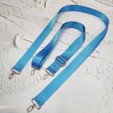 Ремешок #6 для сумки однотонный с регулятором